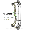 "Łuk bloczkowy MATHEWS TRAVERSE Forest UA Camo 60# 27.5"" (camo)"