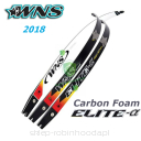Ramiona WNS Carbon ELITE ALPHA FOAM - piankowe  2018