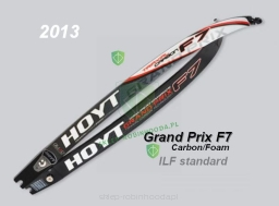 Ramiona HOYT GRAND PRIX F7 Carbon Foam 68-40 piankowe