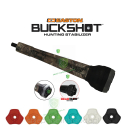 "Stabilizator Easton BUCKSHOT Hunter 5.5"" Camo Realtree Xtra"