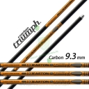 Promień EASTON Carbon TRIUMPH 450 - 9.3mm Alu Core